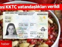 7 Yeni yurttaşlık verildi