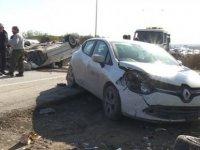 Son bir haftada trafikteki bilanço: 67 kaza, 1 ölü, 29 yaralı…