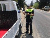 Trafikte son bir haftada 790 sürücü çeşitli suçlardan rapor edildi