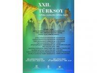 22. Türksoy Opera Günleri başlıyor