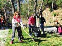 """21 Eylül Dünya Temizlik Günü: """"Let's Do It!"""" hareketi 169 ülke ile eş zamanlı olarak Kuzey Kıbrıs'ta"""