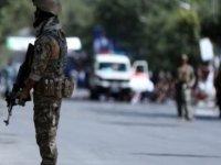 Afganistan'da Cumhurbaşkanı Gani'nin miting yaptığı alanda intihar saldırısı, en az 26 kişi öldü