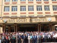 DAÜ Matematik Bölümü'nden Bakü'deki en prestijli matematik konferansında güçlü temsiliyet