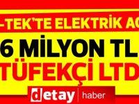 KIB-TEK'te elektrik bağlama krizi yaşanıyor! Bir çok şirketin kesilen elektrikleri bağlandı!