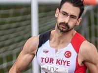 Yiğitcan Doha'daki Dünya Atletizm Şampiyonası'nda Türkiye'yi temsil edecek