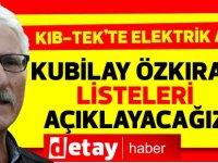 El-SEN Başkanı Özkıraç: Büyük borçuları deşifre edeceğiz!