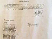 Sağlık Bakanlığı'ndan, TSK'nın Suriye'ye 'sınır dışı askeri harekat' planı kapsamında Şanlıurfa/Mardin illerine resen hekim görevlendirme