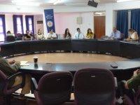 Kıbrıs'ta Muhtemel Federal Çözüm DAÜ'de tartışıldı