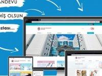 YDÜ Hastanesi'nin yenilenen resmi web sitesi ile hastalara online hizmetler verilmeye başlandı