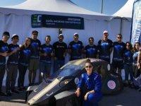 """DAÜ Mühendislik öğrencilerinden oluşan """"Team Ada""""Dan büyük başarı"""