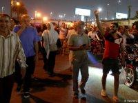 Mısır'da Sisi karşıtı gösteriler