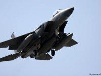 Suudi Arabistan'dan Yemen'e hava operasyonu