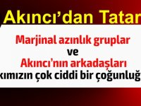 Cumhurbaşkanı Akıncı'dan Başbakan Tatar'a sert çıkış...