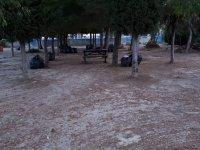 Girne Belediyesi temizlik şubesi ekipleri çalışmalarını sürdürüyor