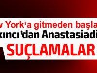 Akıncı: Anastasiades'in Londra konuşması, yine siyasi eşitlik içinde bir ortaklık anlayışından çok uzak.