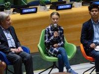 Thunberg Gençlik İklim Zirvesinde konuştu: Bizi kimse durduramaz