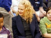 Nicole Kidman: Tom Cruise ile evlat edindiğimiz çocuklarım Scientology tarikatını bana tercih etti