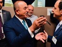 """Hristodulidis - Çavuşoğlu 'sohbeti' Rum basınında: """"Ayaküstü teklif"""""""