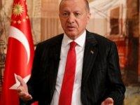 Erdoğan'dan ABD yaptırımlarına tepki: Şahsıma ve aileme vize kısıtlaması koyuyorlar, çok mu meraklıyız!