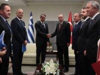 Miçotakis Anastasiadis'i Erdoğan ile görüşmesi hakkında bilgilendirdi