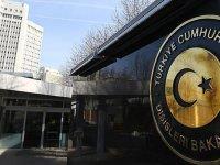 TC Dışişleri: Kıbrıs'ta çözüm dinamiklerini aşındıran Fransa'dır