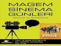 MAGEM'de film gösterimi