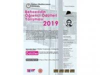DAÜ Mimarlık Fakültesi Ahmet Vural Behaeddin Öğrenci Ödülleri yarışması düzenliyor