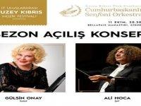 KKTC CSO 17. Uluslararası Kuzey Kıbrıs Müzik Festivali kapsamında konser verecek