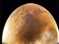 Mars'taki bulutlar şaşırttı