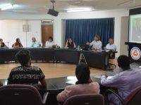 DAÜ'de Kıbrıs sorunu ve Doğu Akdeniz'deki gelişmeler tartışıldı