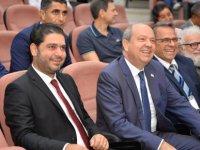 """YDÜ """"Uluslararası Çevre: Yaşam ve Sürdürülebilirlilik Konferansı Başbakan Ersin Tatar'ın katılımıyla gerçekleştirildi"""