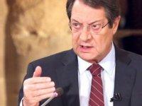 Anastasiadis, Türkiye'nin Doğu Akdeniz'deki faaliyetlerine karşı BM'nin  tavrından çok rahatsız