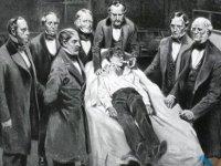 İlk anestezi uygulaması 16 Ekim 1846 tarihinde yapıldı