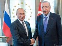 Putin Erdoğan'ı Kremlin'e davet etti
