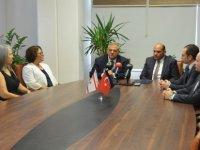 DAÜ ile Bayındırlık ve Ulaştırma Bakanlığı arasında iş birliği protokolü imzalandı