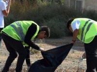 LTB personelinin temizlik kampanyası devam ediyor
