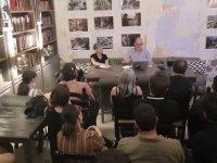 DAÜ ile Rüstem Kitabevi Müze ve Koleksiyon Söyleşileri Vasıf Kortun'la başladı