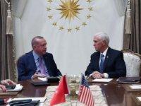 Erdoğan-Pence görüşmesinde üzerine anlaşma sağlanan 13 madde