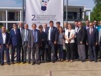 2. Turizm Fakülteleri Dekanlar Konseyi (TURDEK) Toplantısı DAÜ ev sahipliğinde gerçekleşti