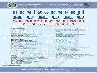 GAÜ'den Deniz ve Enerji Hukuku Sempozyumu