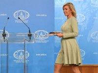 Trump'ın Erdoğan'a mektubu Zaharova'ya soruldu: Diplomasi kitaplarına girecek cinsten