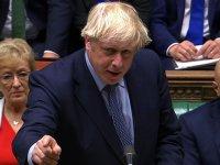 Britanya parlamentosu Brexit anlaşması için oylamayı erteledi