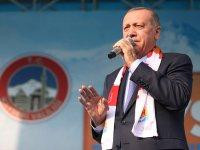 Erdoğan: Salı günü Putin ile Kuzey Suriye'ye giren rejim güçlerinin durumunu konuşacağız