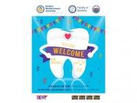 DAÜ Diş Hekimliği Fakültesi 2019-2020 Akademik Yili Mesleğe Hoş Geldiniz Töreni gerçekleştiriyor