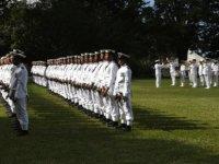 Yeni Zelanda'da erkek ordu mensupları da artık makyaj yapıp, oje sürebilecek