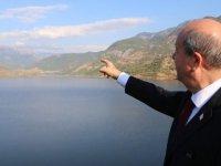 Başbakan Tatar yurtdışında  Anamur'da
