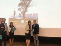 DAÜ Temel Eğitim Bölümü uluslararası kongrede temsil edildi