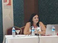 LAÜ Antalya'da temsil edildi