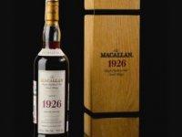 Bir şişe viskiye rekor fiyat: 1.5 milyon sterline satıldı