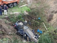 Samsun'da Cep telefonuyla konuşmaktan ceza yedikten sonra kaza yaptı: 2 ölü, 2 yaralı